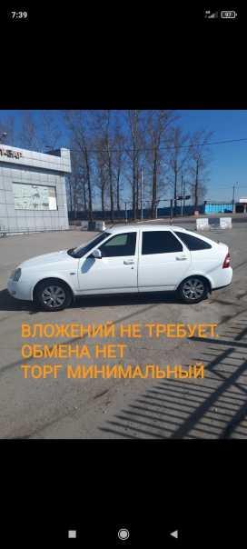 Иркутск Приора 2013