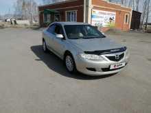 Омск Mazda6 2002