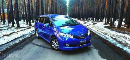 Нижнеудинск Toyota Wish 2015