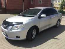 Барнаул Corolla Axio 2009