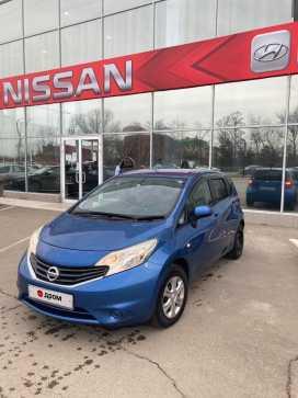 Краснодар Nissan Note 2014