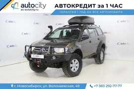 Новосибирск Pajero Sport 2014