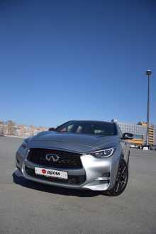 Екатеринбург QX30 2016