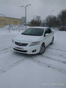 Москва Corolla 2008