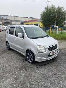 Сургут Wagon R Plus 1999