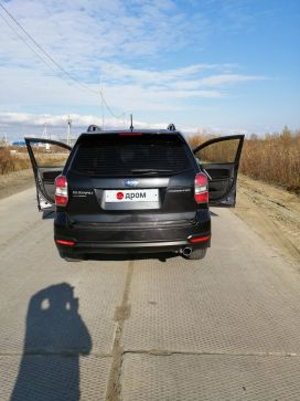 Салехард Forester 2013