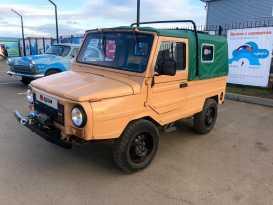 Красноярск ЛуАЗ-969 1990
