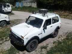 Симферополь 4x4 2121 Нива 1983