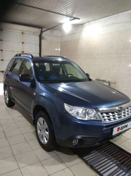 Карасук Forester 2012