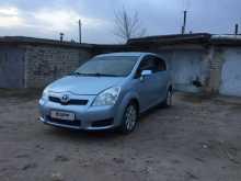 Железногорск Corolla Verso 2008