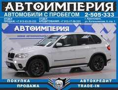 Красноярск X5 2013