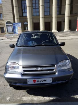 Ангарск Niva 2004