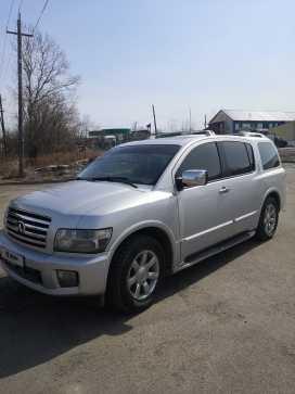 Елизово QX56 2004