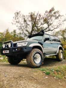 Сочи Patrol 2003