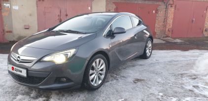 Узловая Astra GTC 2012