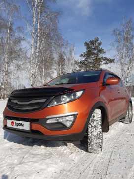 Иркутск Sportage 2010