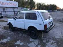 Тольятти 4x4 2121 Нива 1981