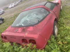 Владивосток Corvette 1995