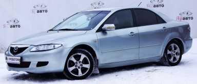 Ярославль Mazda6 2004
