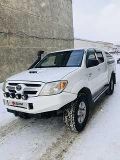 Южно-Сахалинск Hilux Pick Up 2008
