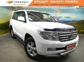 Новосибирск Land Cruiser 2011