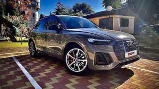 Сочи Audi Q5 2021