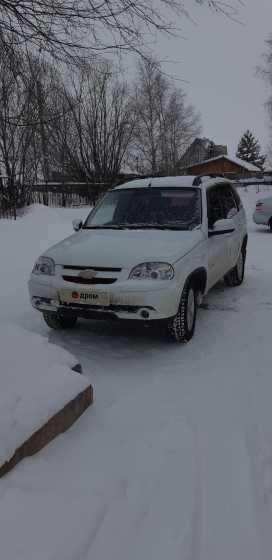 Стрежевой Niva 2012