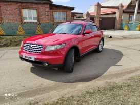Иркутск FX35 2003