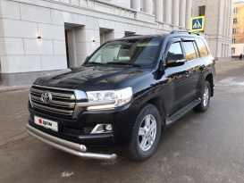 Киров Land Cruiser 2016
