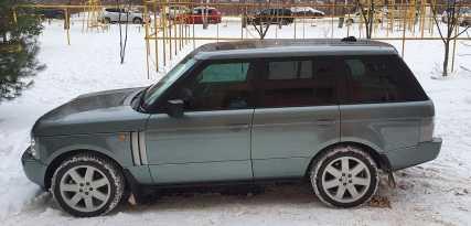 Орел Range Rover 2004
