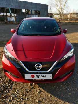Красноярск Nissan Leaf 2017