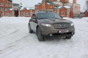 Барнаул FX35 2003