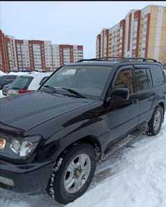 Ухта Land Cruiser 2000