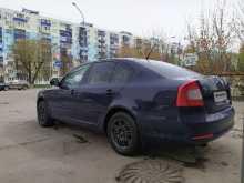 Москва Octavia 2011