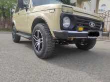 Краснодар 4x4 2121 Нива 1982