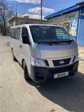 NV350 Caravan 2014