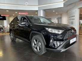 Сургут Toyota RAV4 2021