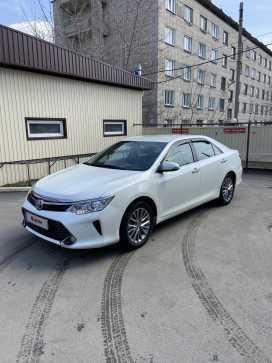 Бийск Toyota Camry 2016