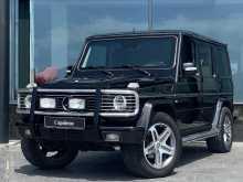 Сочи G-Class 2003