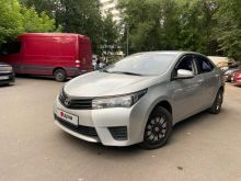 Москва Corolla 2013