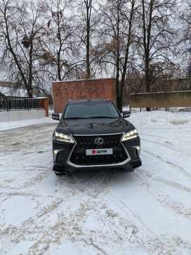 Москва Lexus LX570 2018