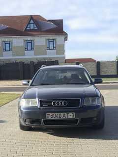 Клинцы A6 2002