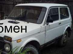 Заводоуковск 4x4 2121 Нива 1993
