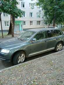 Москва Touareg 2005