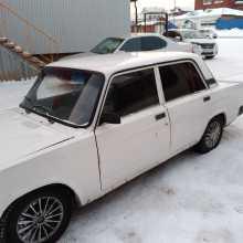 Братск 2105 1986