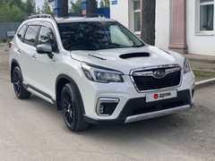 Хабаровск Forester 2018