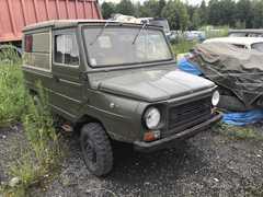 Хабаровск ЛуАЗ-969 1990