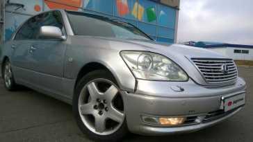 Невинномысск Lexus LS430 2005