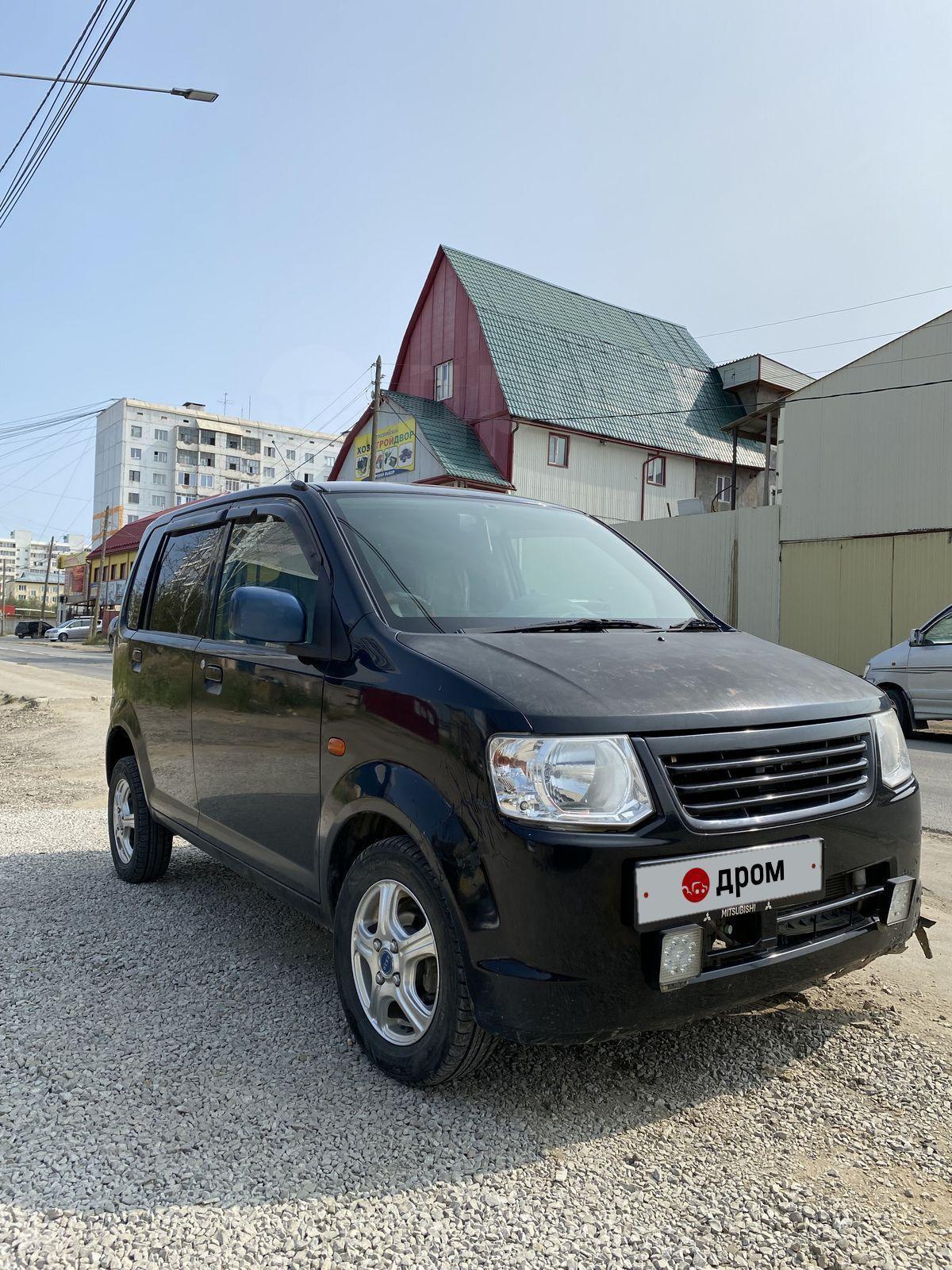 Mitsubishi eK Wagon 2010