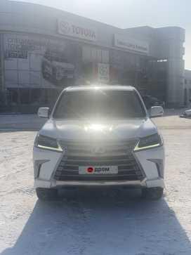 Кемерово Lexus LX450d 2016